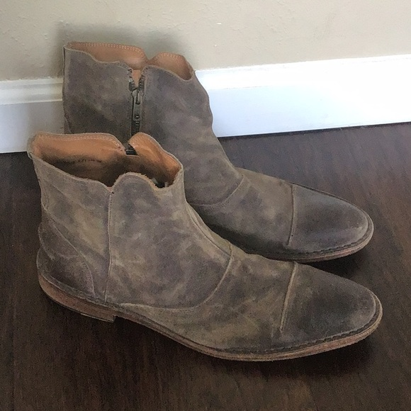 0bd73953579 John Varvatos Made in Italy Boots